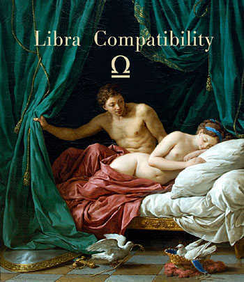 Classical Zodiac Sign Astrology of Libra Compatibility.