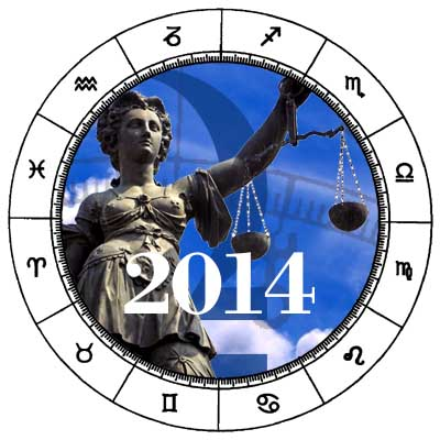 Libra 2014 Horoscope